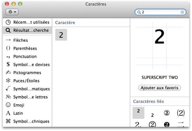 70 raccourcis clavier pour Mac - BDM - Blog du Modérateur
