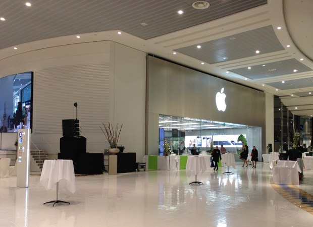 apple store de nantes derniers pr paratifs macgeneration. Black Bedroom Furniture Sets. Home Design Ideas