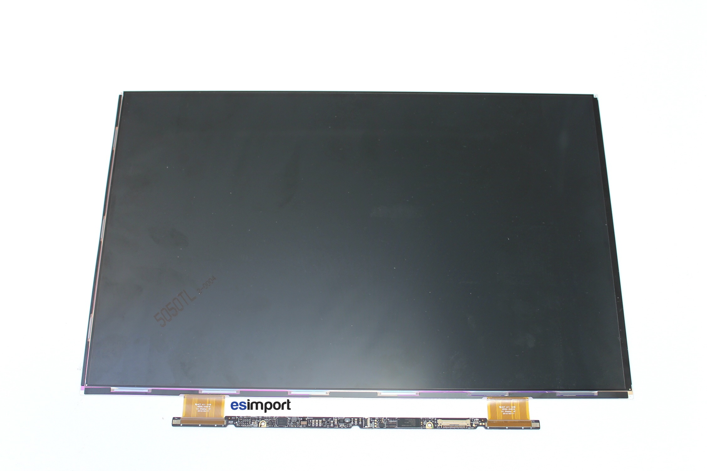 Pas pas changer la dalle lcd d un macbook air 13 2011 for Ecran dalle ips pour la photo