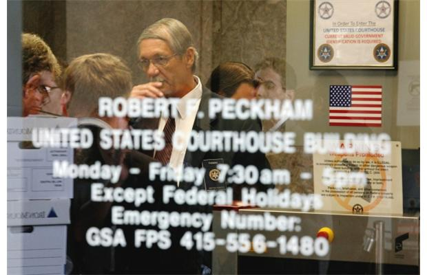 Robert F.  Peckham United States Courthouse Building