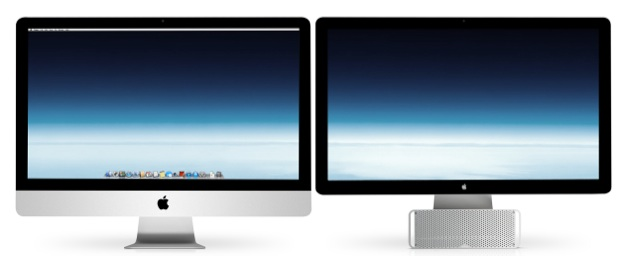 hirise les crans apple se mettent au niveau de l 39 imac macgeneration. Black Bedroom Furniture Sets. Home Design Ideas