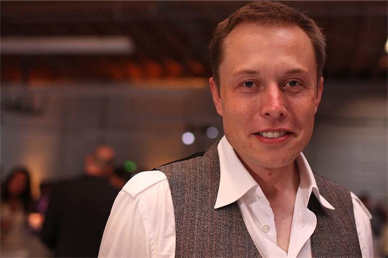 Elon Musk / image : Brian Solis