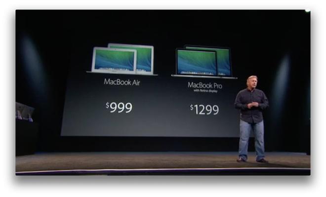 macbook pro 2013 thunderbolt 2 wi fi et baisse de prix macgeneration. Black Bedroom Furniture Sets. Home Design Ideas