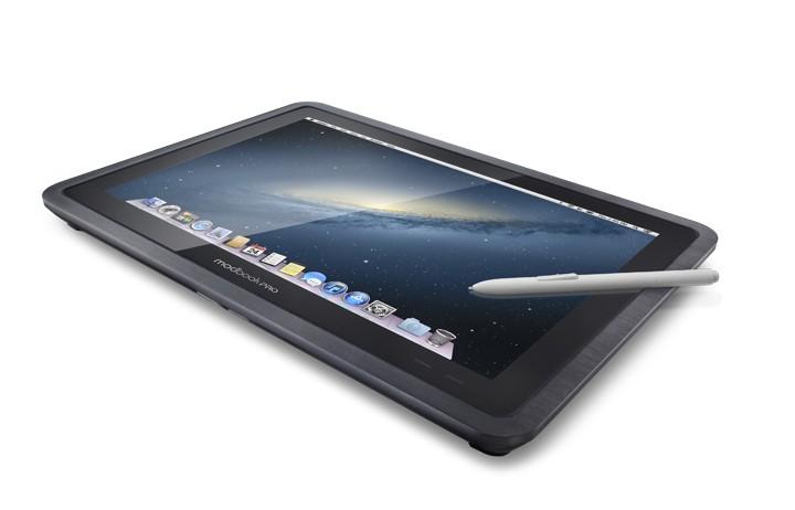 Avec la bénédiction d'Apple, modbook commercialise déjà des MacBook tactiles