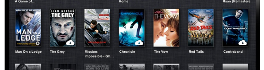 De futures technologies pour un nouvel Apple TV...