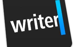 Test de Writer Pro OSX