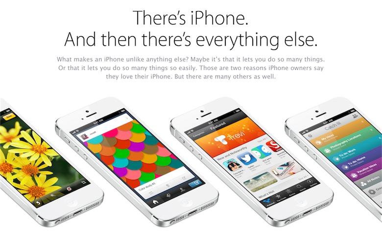 Apple a régulièrement promu Catch, ici à gauche.