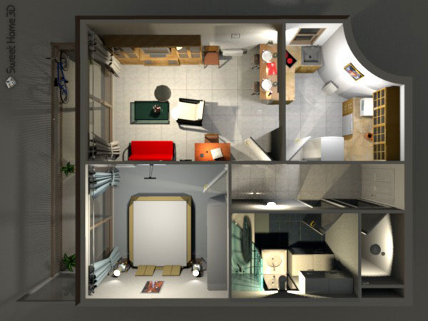 Sweet Home 3d 4 0 Se R Am Nage Macgeneration