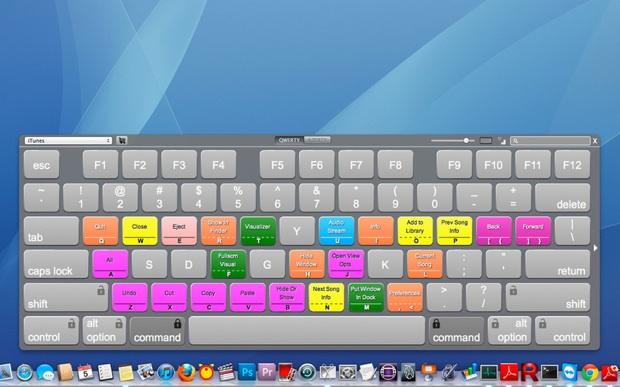 Killerkeys vr des raccourcis clavier toujours sous la for Raccourci clavier agrandir fenetre windows 7