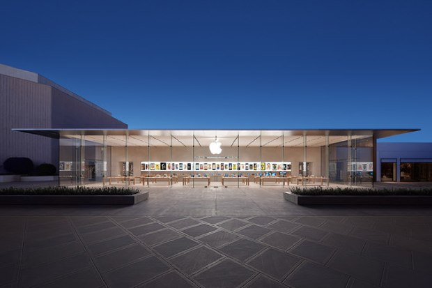 l 39 apple store de stanford comme mod le pour aix en. Black Bedroom Furniture Sets. Home Design Ideas