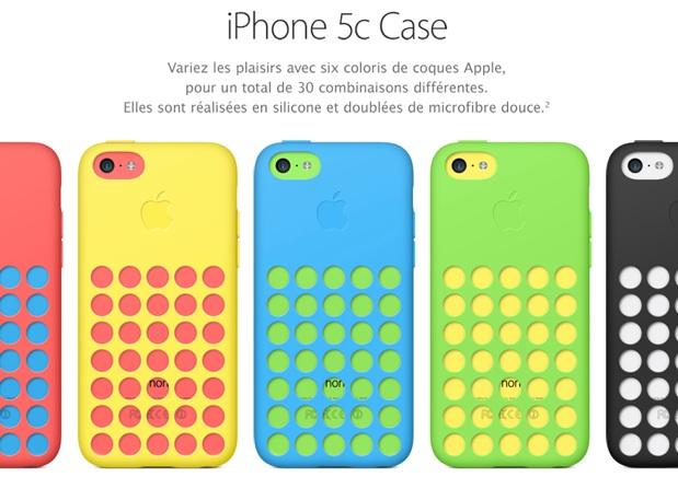L'iPhone 5c ouvre ses (pré)commandes | MacGeneration