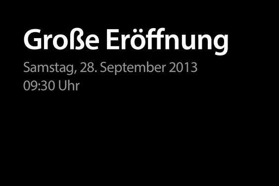 Munich attend son deuxième Apple Store
