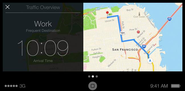 iOS in the Car pourrait être la nouveauté d'iOS 7.1