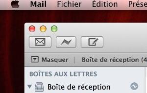 OS X 10.9.2 : le point sur Mail