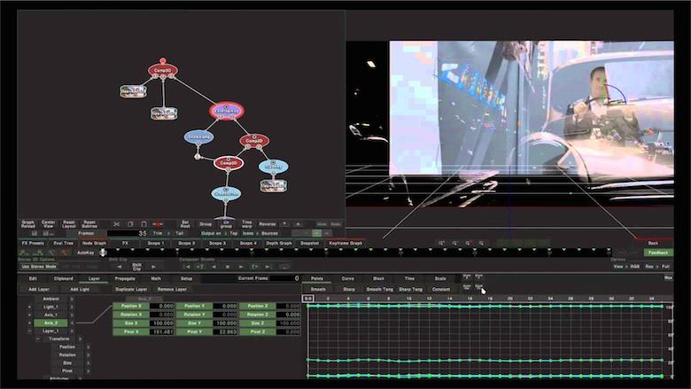 mamba fx  un nouveau logiciel de compositing pour mac os x